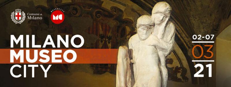 #Milano MuseoCity 2021